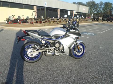 2017 Yamaha FZ6R in Greenville, North Carolina