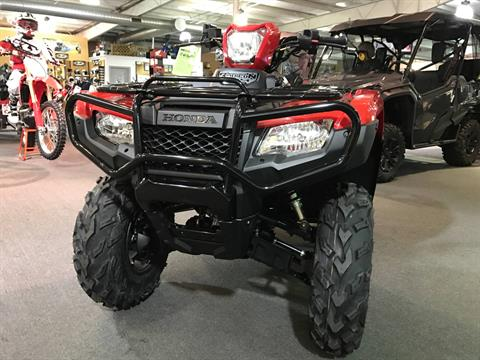 2017 Honda FourTrax Foreman Rubicon 4x4 DCT in Greenville, North Carolina