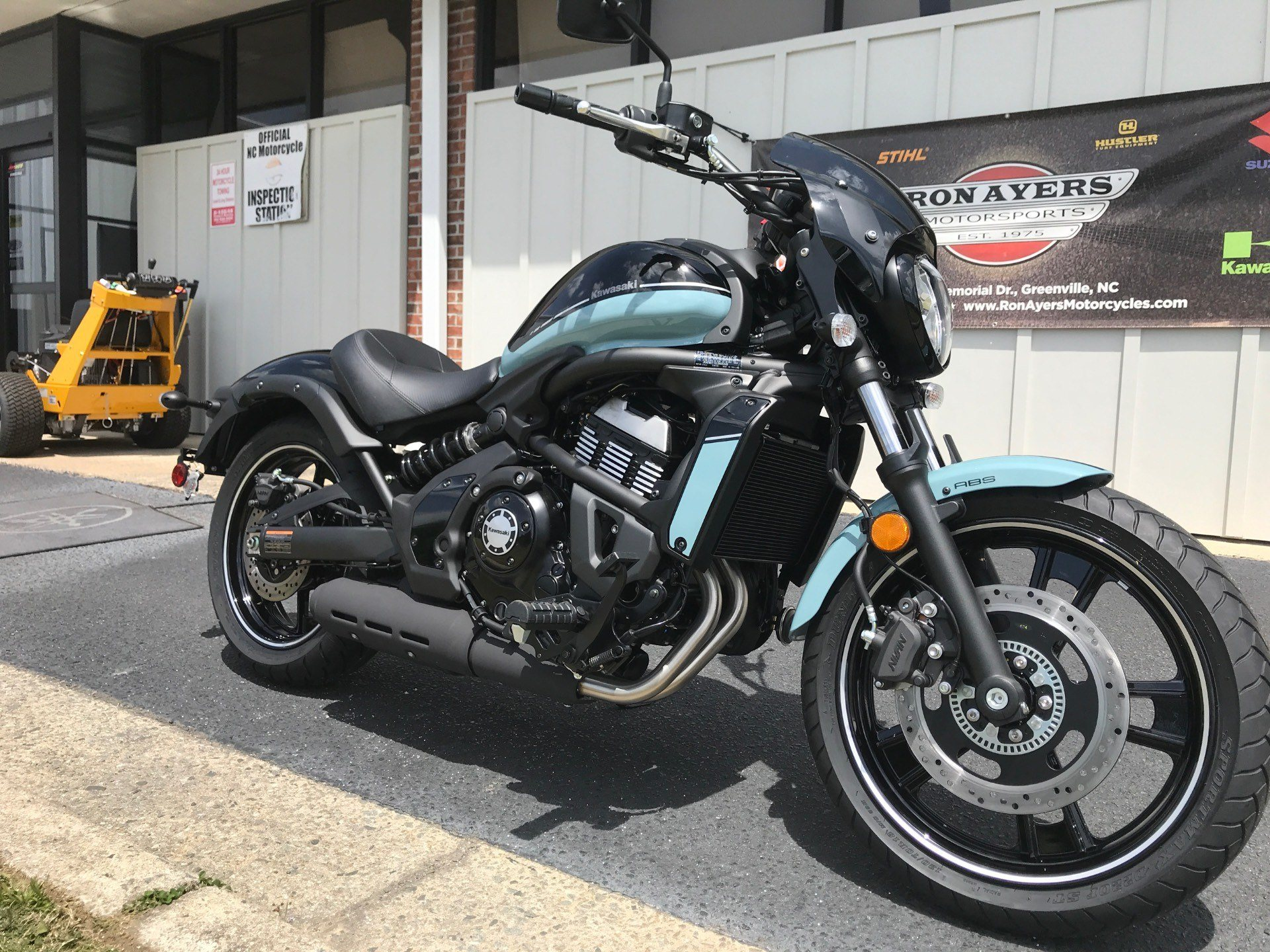 2020 Kawasaki Vulcan S ABS Café in Greenville, North Carolina - Photo 2