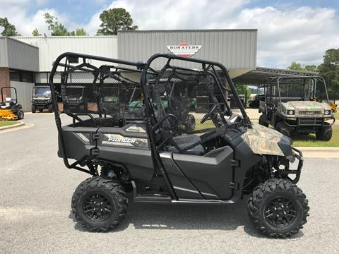 2017 Honda Pioneer 700-4 Deluxe in Greenville, North Carolina