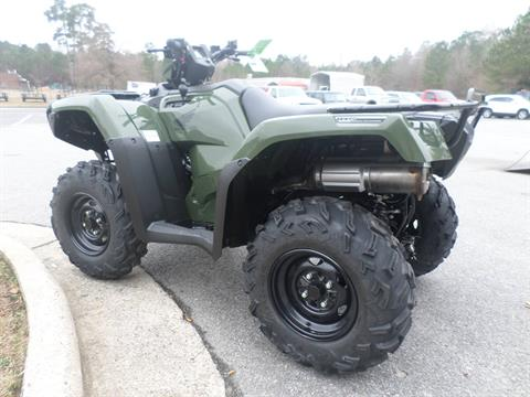 2017 Honda FourTrax Foreman Rubicon 4x4 DCT EPS in Greenville, North Carolina