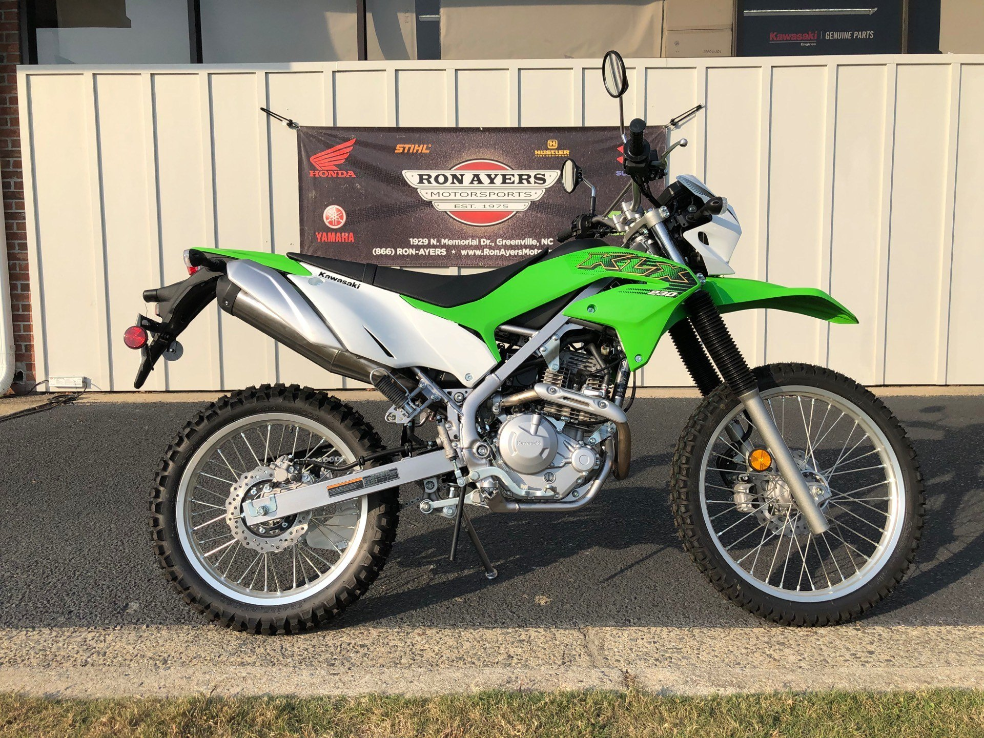 2020 Kawasaki KLX 230 in Greenville, North Carolina - Photo 1