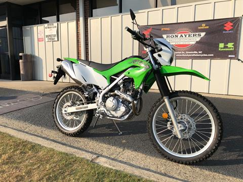 2020 Kawasaki KLX 230 in Greenville, North Carolina - Photo 2