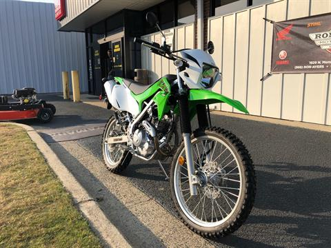 2020 Kawasaki KLX 230 in Greenville, North Carolina - Photo 3