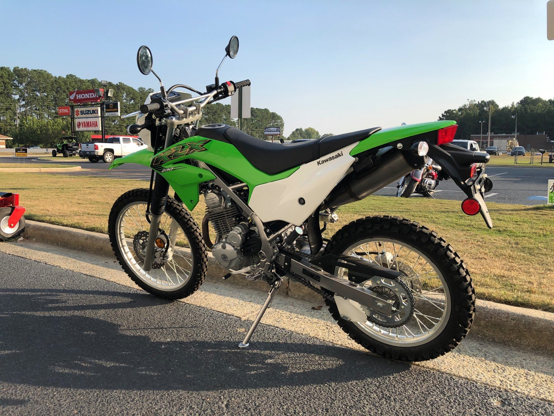 2020 Kawasaki KLX 230 in Greenville, North Carolina - Photo 8