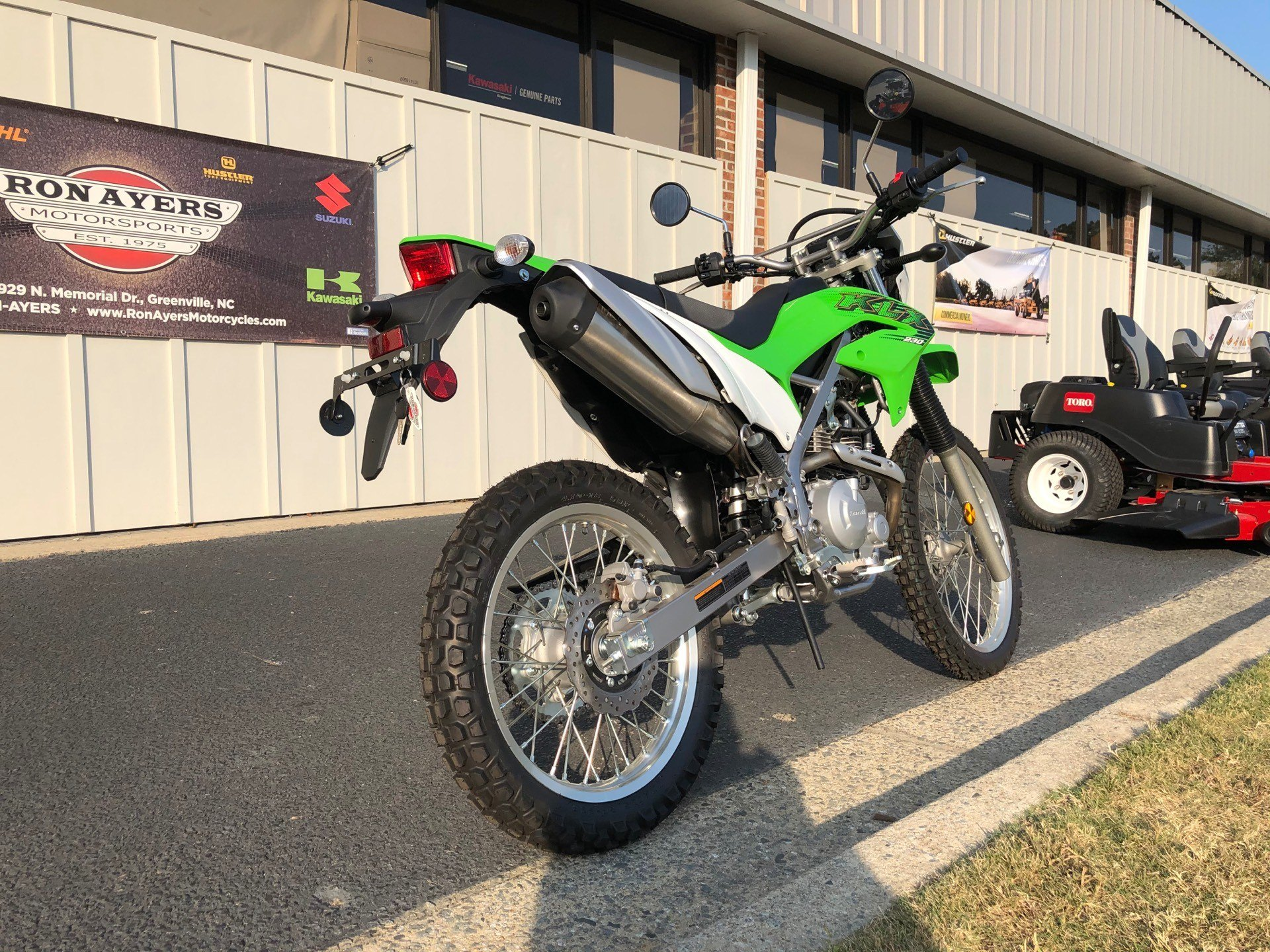 2020 Kawasaki KLX 230 in Greenville, North Carolina - Photo 11