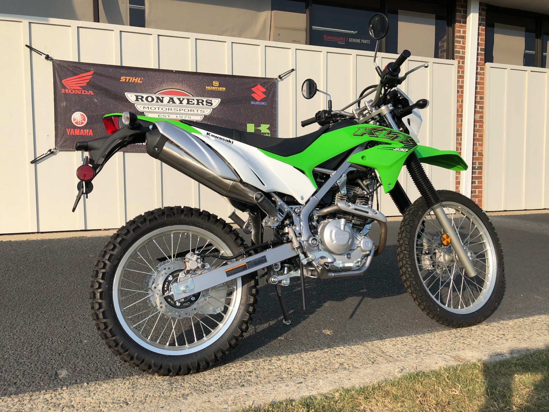 2020 Kawasaki KLX 230 in Greenville, North Carolina - Photo 12