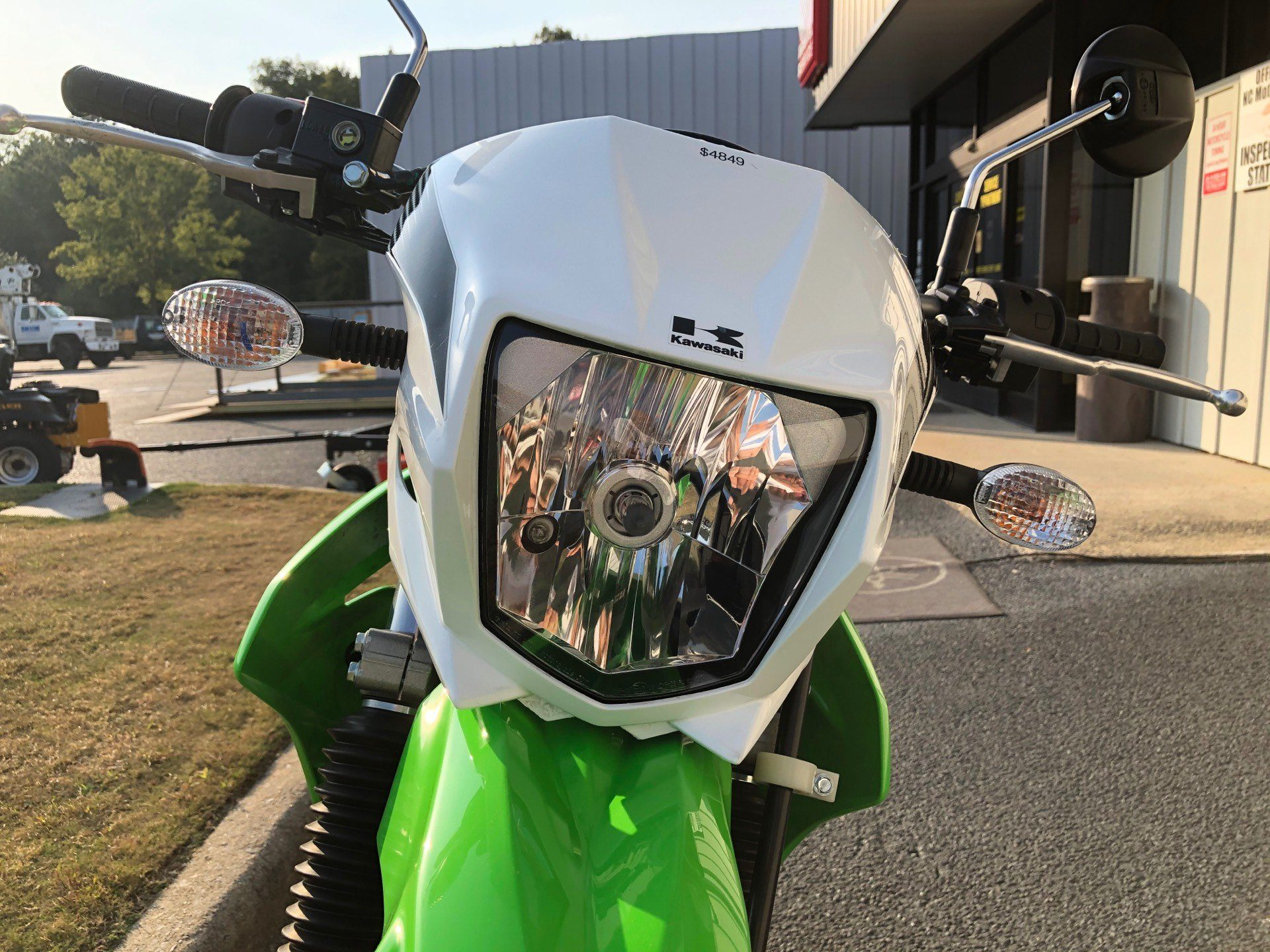 2020 Kawasaki KLX 230 in Greenville, North Carolina - Photo 13