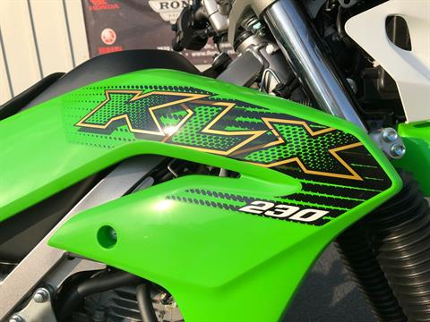 2020 Kawasaki KLX 230 in Greenville, North Carolina - Photo 15