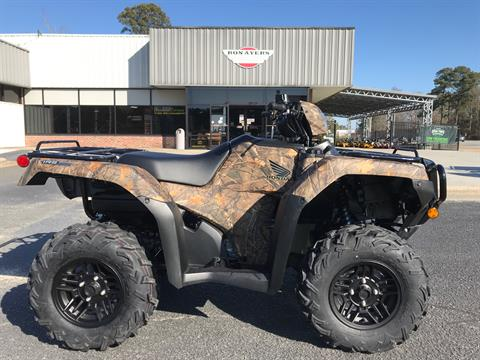 2021 Honda FourTrax Foreman Rubicon 4x4 Automatic DCT EPS Deluxe in Greenville, North Carolina