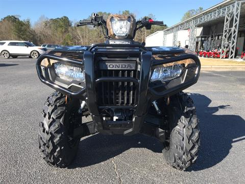 2021 Honda FourTrax Foreman Rubicon 4x4 Automatic DCT EPS Deluxe in Greenville, North Carolina - Photo 3