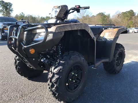 2021 Honda FourTrax Foreman Rubicon 4x4 Automatic DCT EPS Deluxe in Greenville, North Carolina - Photo 4