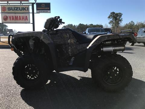2021 Honda FourTrax Foreman Rubicon 4x4 Automatic DCT EPS Deluxe in Greenville, North Carolina - Photo 5