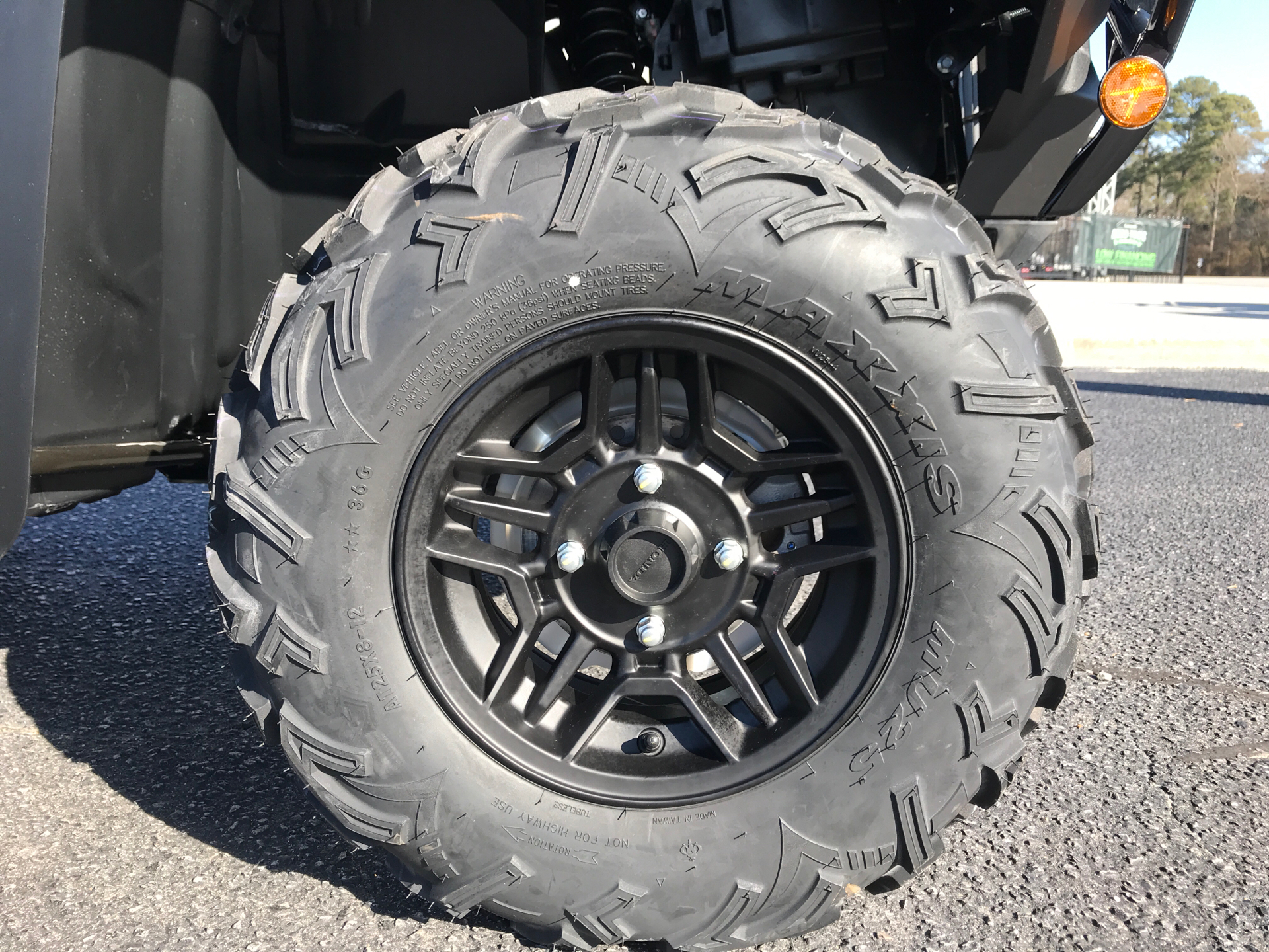 2021 Honda FourTrax Foreman Rubicon 4x4 Automatic DCT EPS Deluxe in Greenville, North Carolina - Photo 10