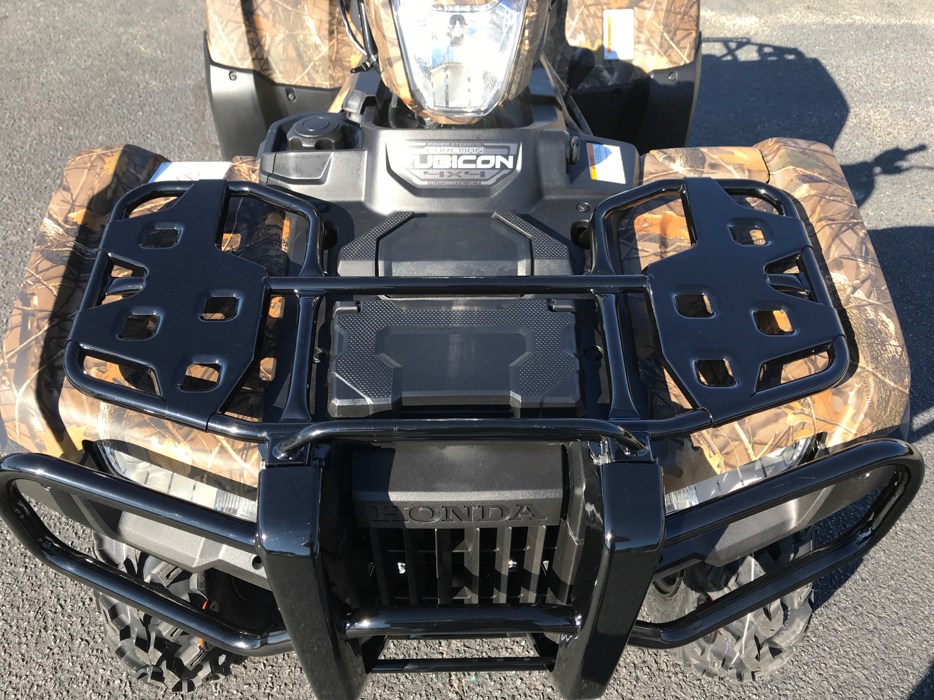 2021 Honda FourTrax Foreman Rubicon 4x4 Automatic DCT EPS Deluxe in Greenville, North Carolina - Photo 13