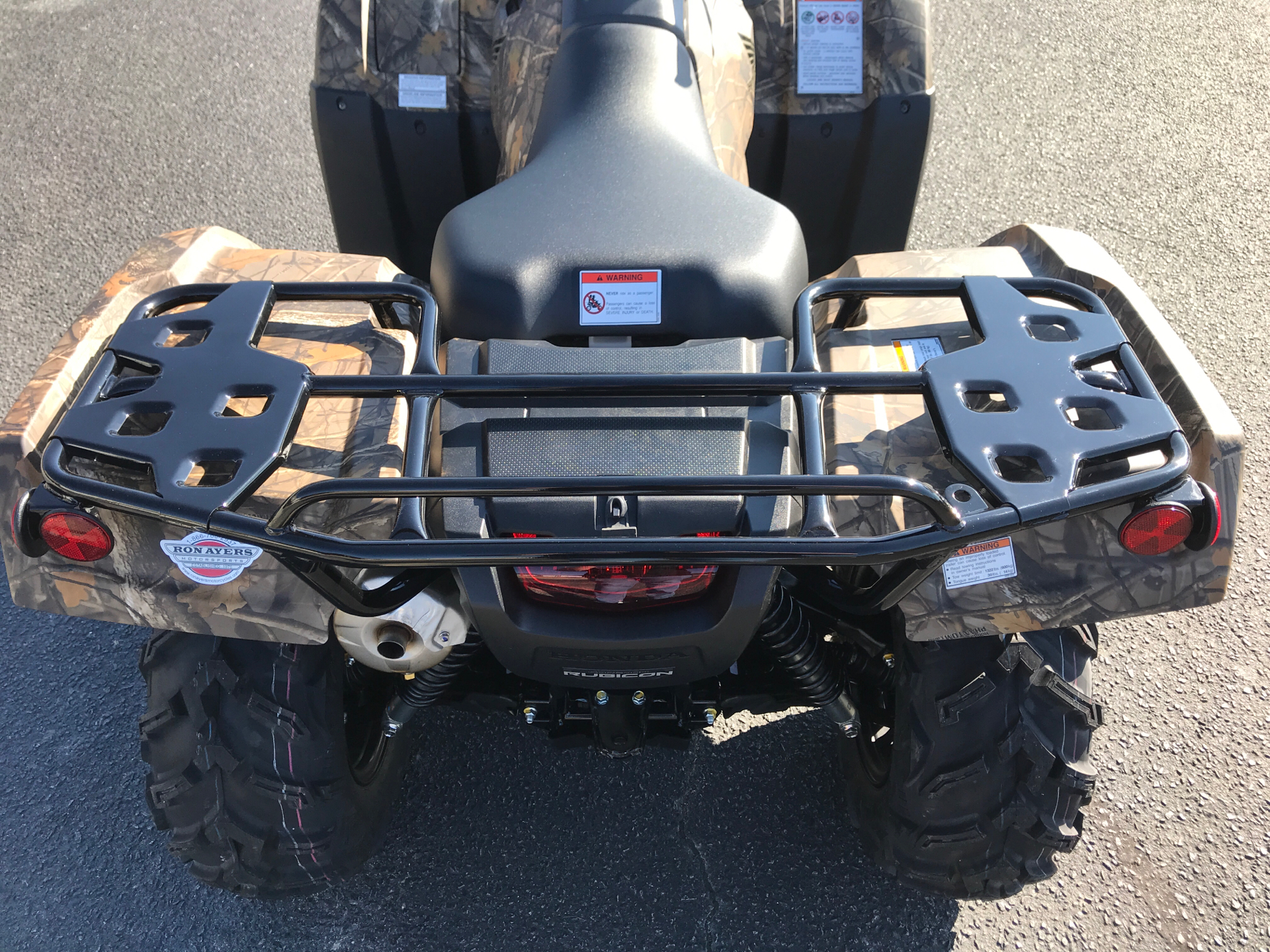 2021 Honda FourTrax Foreman Rubicon 4x4 Automatic DCT EPS Deluxe in Greenville, North Carolina - Photo 14