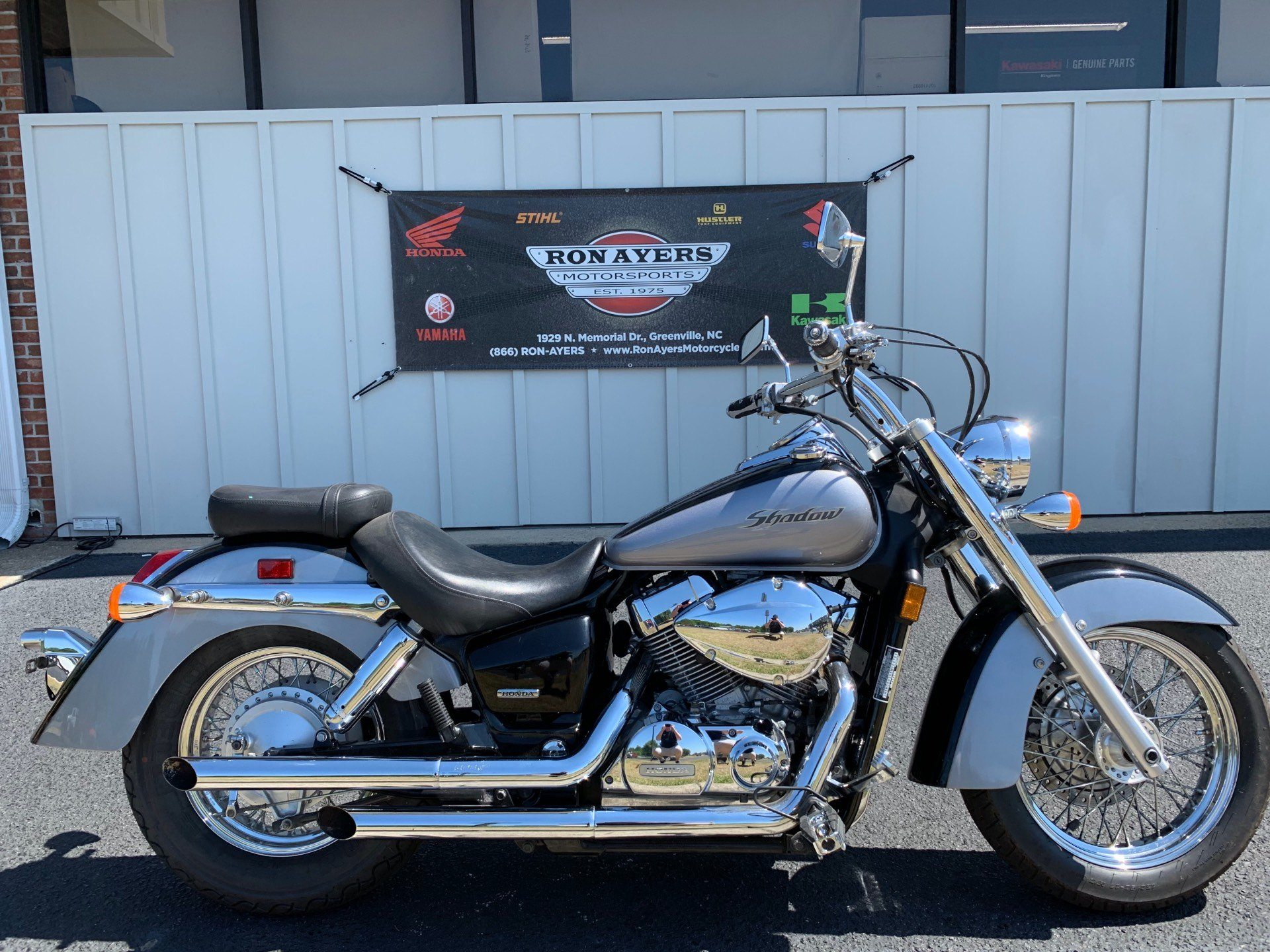 2005 Honda Shadow Aero® 750 in Greenville, North Carolina - Photo 1
