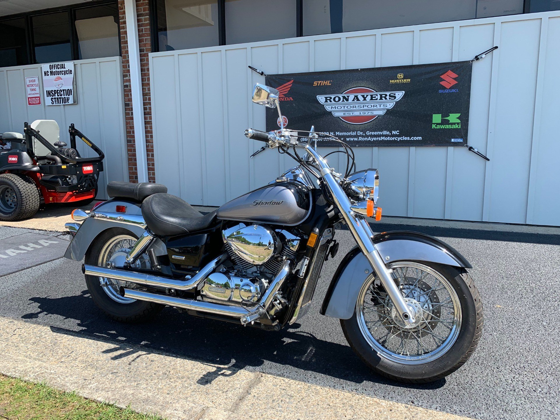 2005 Honda Shadow Aero® 750 in Greenville, North Carolina - Photo 2