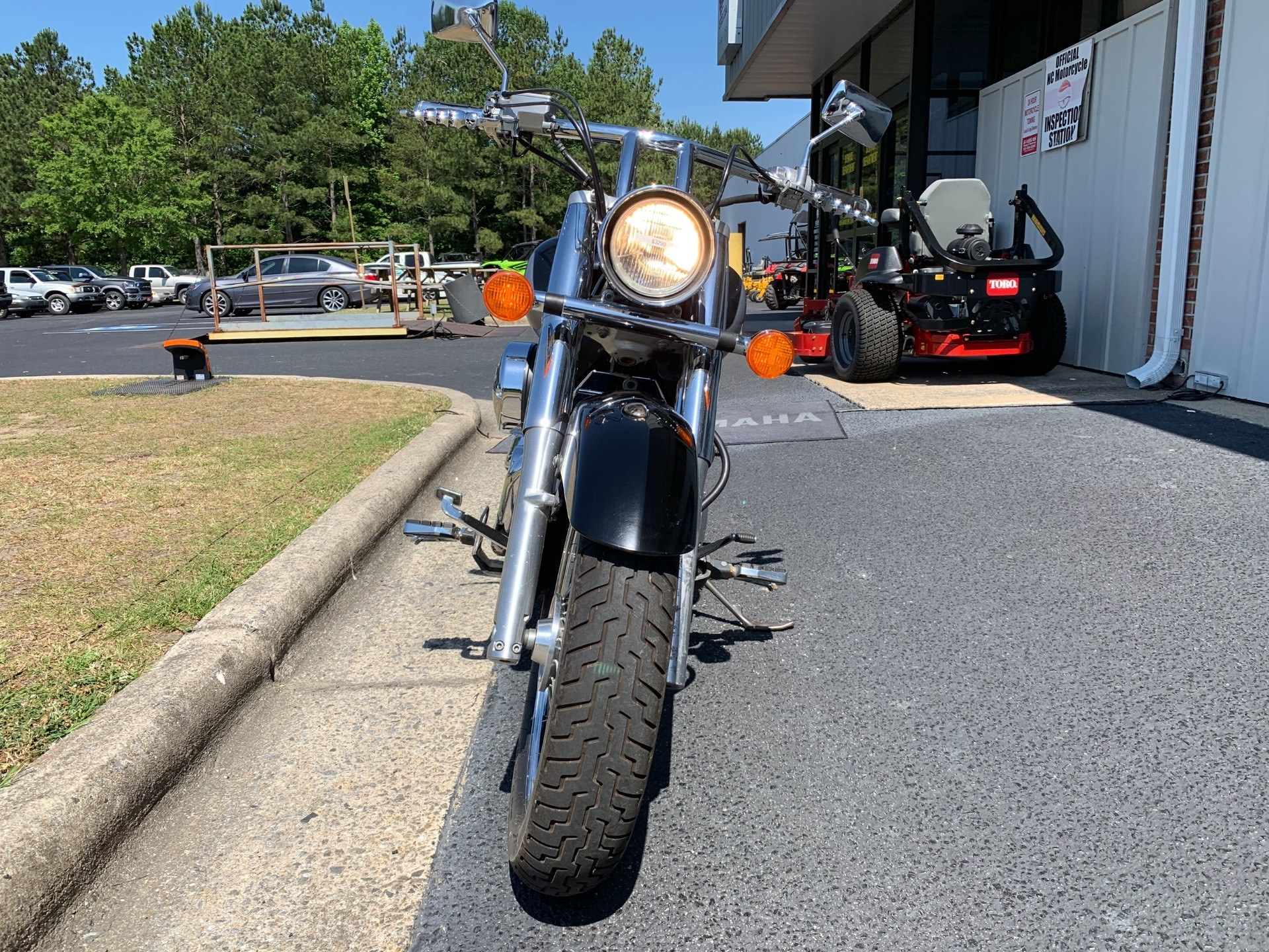 2005 Honda Shadow Aero® 750 in Greenville, North Carolina - Photo 4