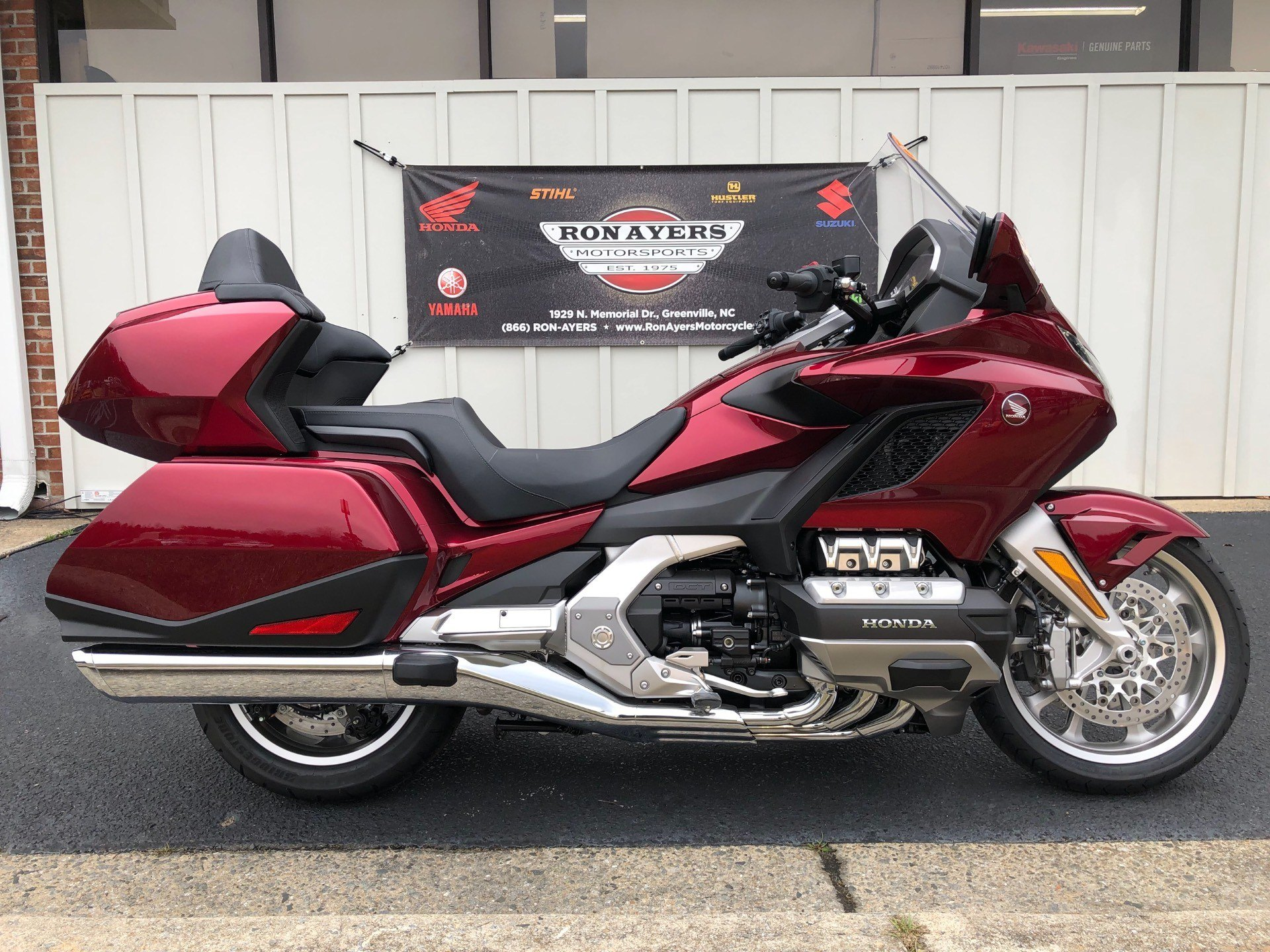 2018 Honda Gold Wing Tour Automatic DCT in Greenville, North Carolina - Photo 1