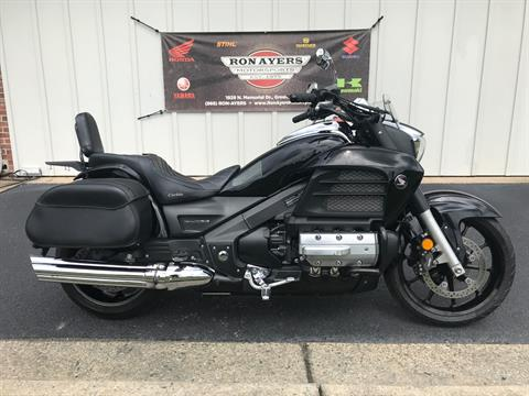 2014 Honda Gold Wing® Valkyrie® in Greenville, North Carolina