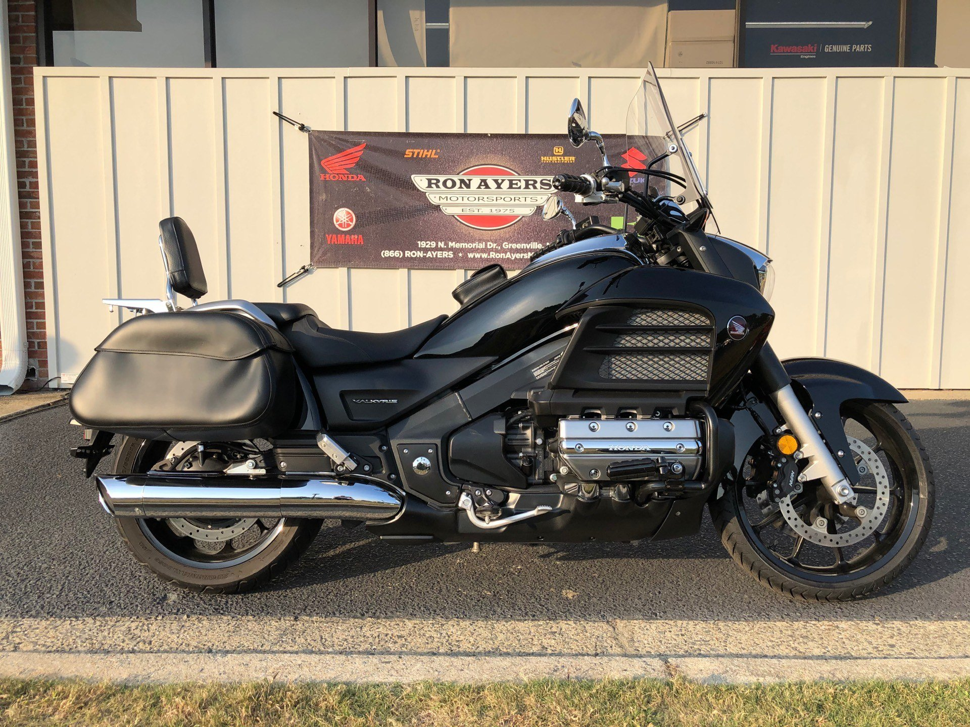 2014 Honda Gold Wing® Valkyrie® in Greenville, North Carolina - Photo 1