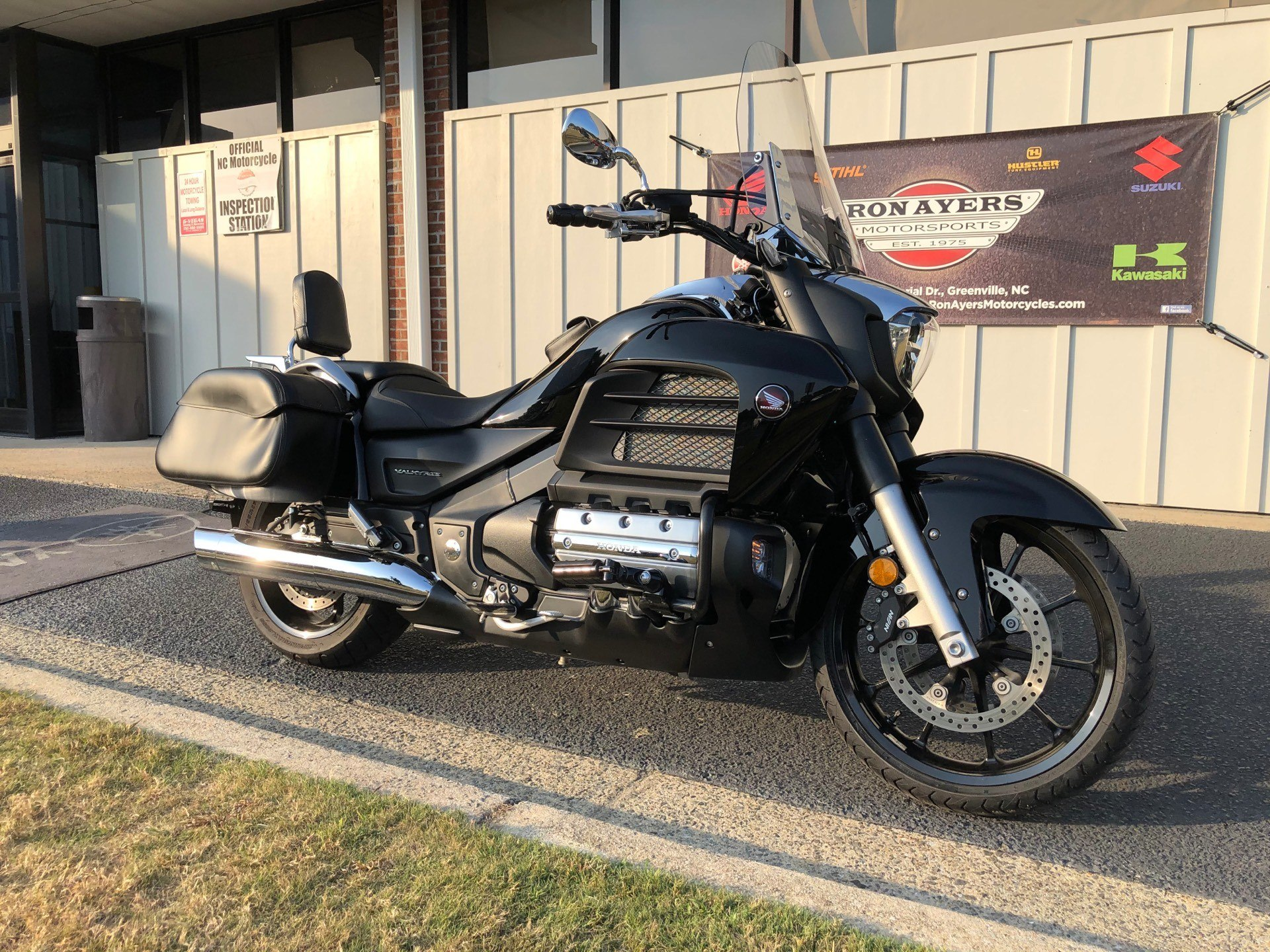 2014 Honda Gold Wing® Valkyrie® in Greenville, North Carolina - Photo 2