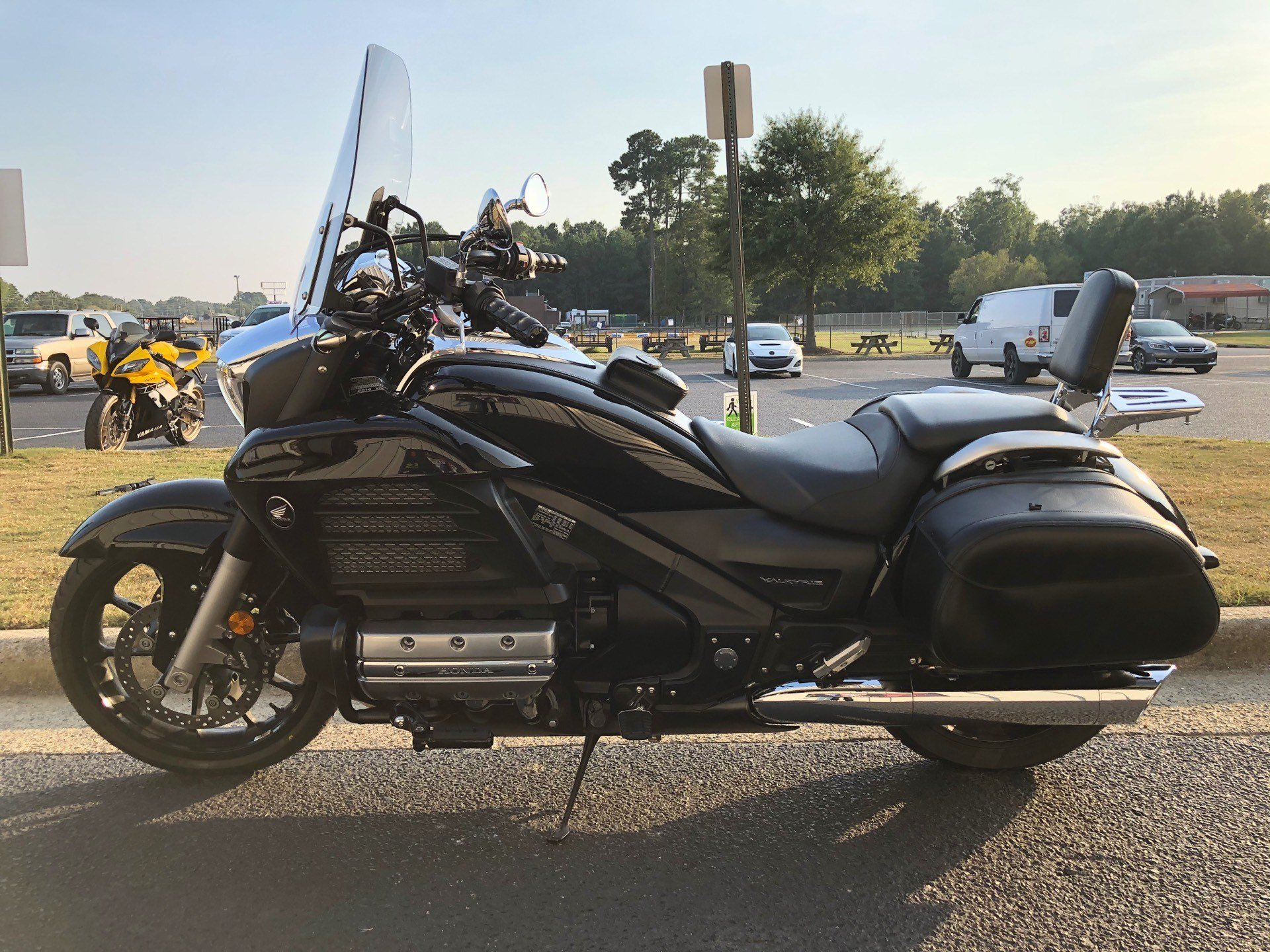 2014 Honda Gold Wing® Valkyrie® in Greenville, North Carolina - Photo 7