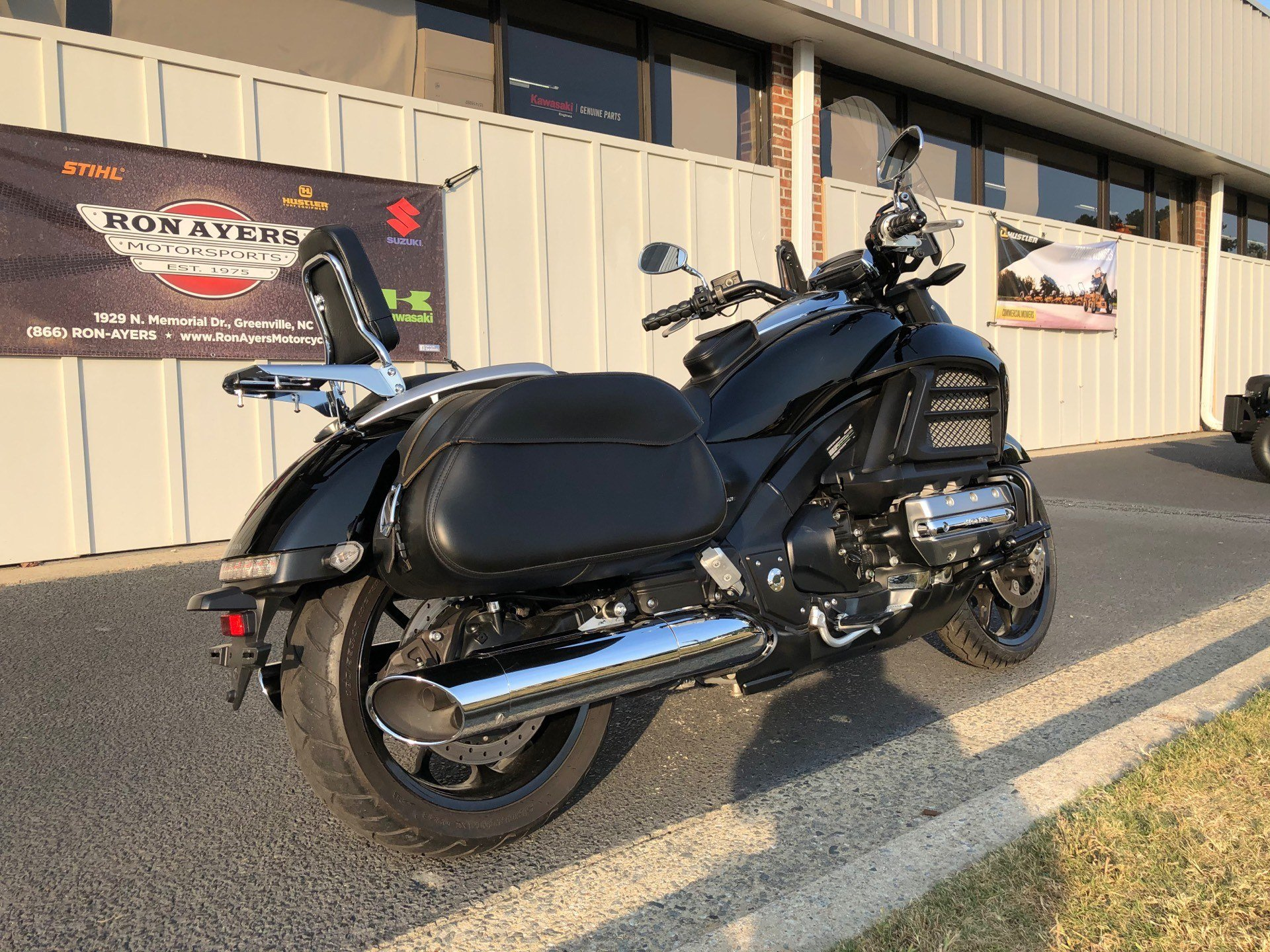 2014 Honda Gold Wing® Valkyrie® in Greenville, North Carolina - Photo 11