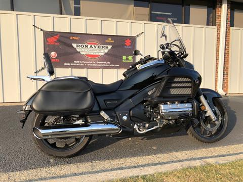 2014 Honda Gold Wing® Valkyrie® in Greenville, North Carolina - Photo 12
