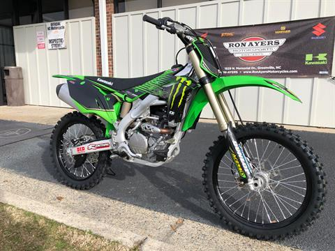 2020 Kawasaki KX 250 in Greenville, North Carolina - Photo 2