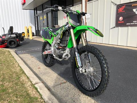 2020 Kawasaki KX 250 in Greenville, North Carolina - Photo 3