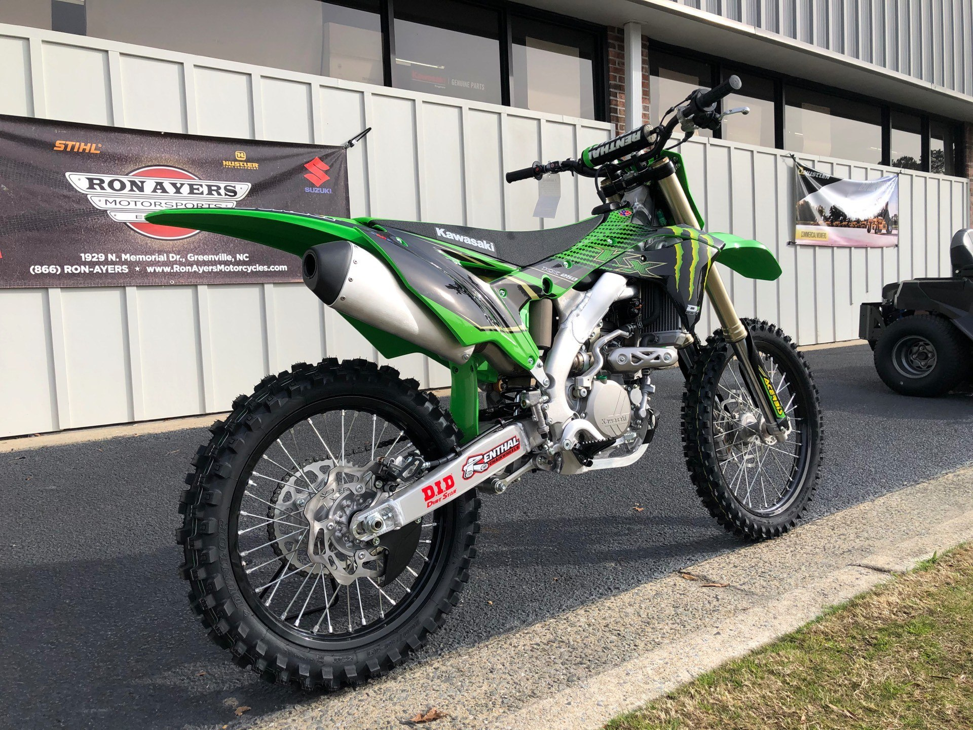 2020 Kawasaki KX 250 in Greenville, North Carolina - Photo 11