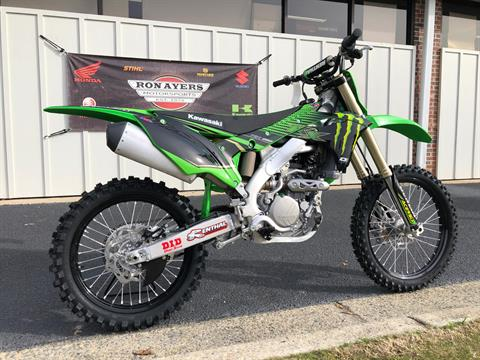 2020 Kawasaki KX 250 in Greenville, North Carolina - Photo 12
