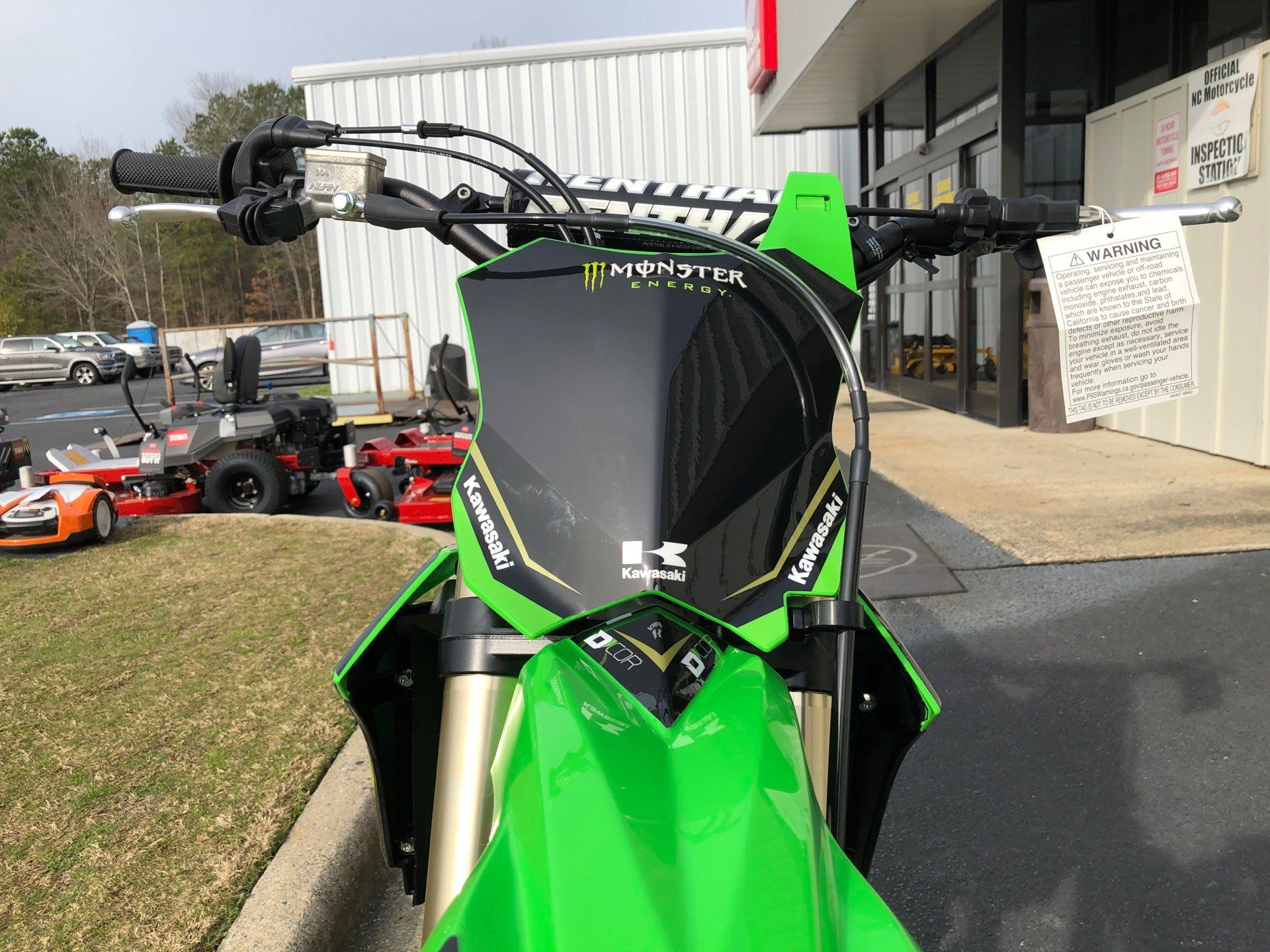 2020 Kawasaki KX 250 in Greenville, North Carolina - Photo 13