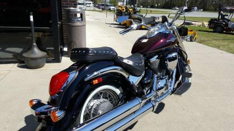 2012 Suzuki Boulevard C50T Classic in Greenville, North Carolina