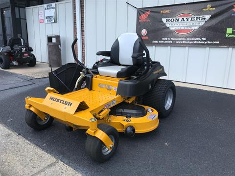 2020 Hustler Turf Equipment Raptor SD 54 in. Kawasaki 23 hp in Greenville, North Carolina - Photo 2