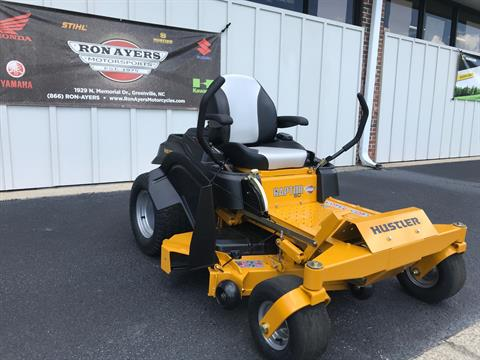 2020 Hustler Turf Equipment Raptor SD 54 in. Kawasaki 23 hp in Greenville, North Carolina - Photo 6