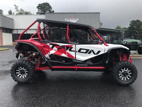 2021 Honda Talon 1000X-4 FOX Live Valve in Greenville, North Carolina