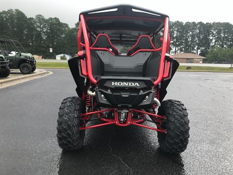 2021 Honda Talon 1000X-4 FOX Live Valve in Greenville, North Carolina - Photo 10