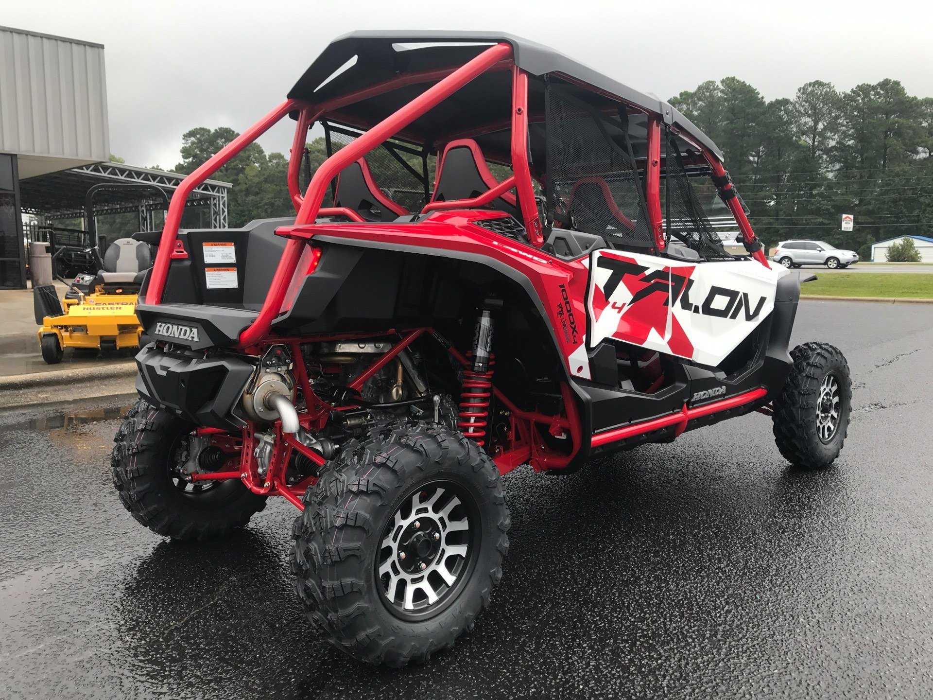 2021 Honda Talon 1000X-4 FOX Live Valve in Greenville, North Carolina - Photo 11
