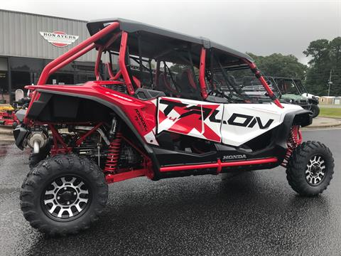 2021 Honda Talon 1000X-4 FOX Live Valve in Greenville, North Carolina - Photo 12