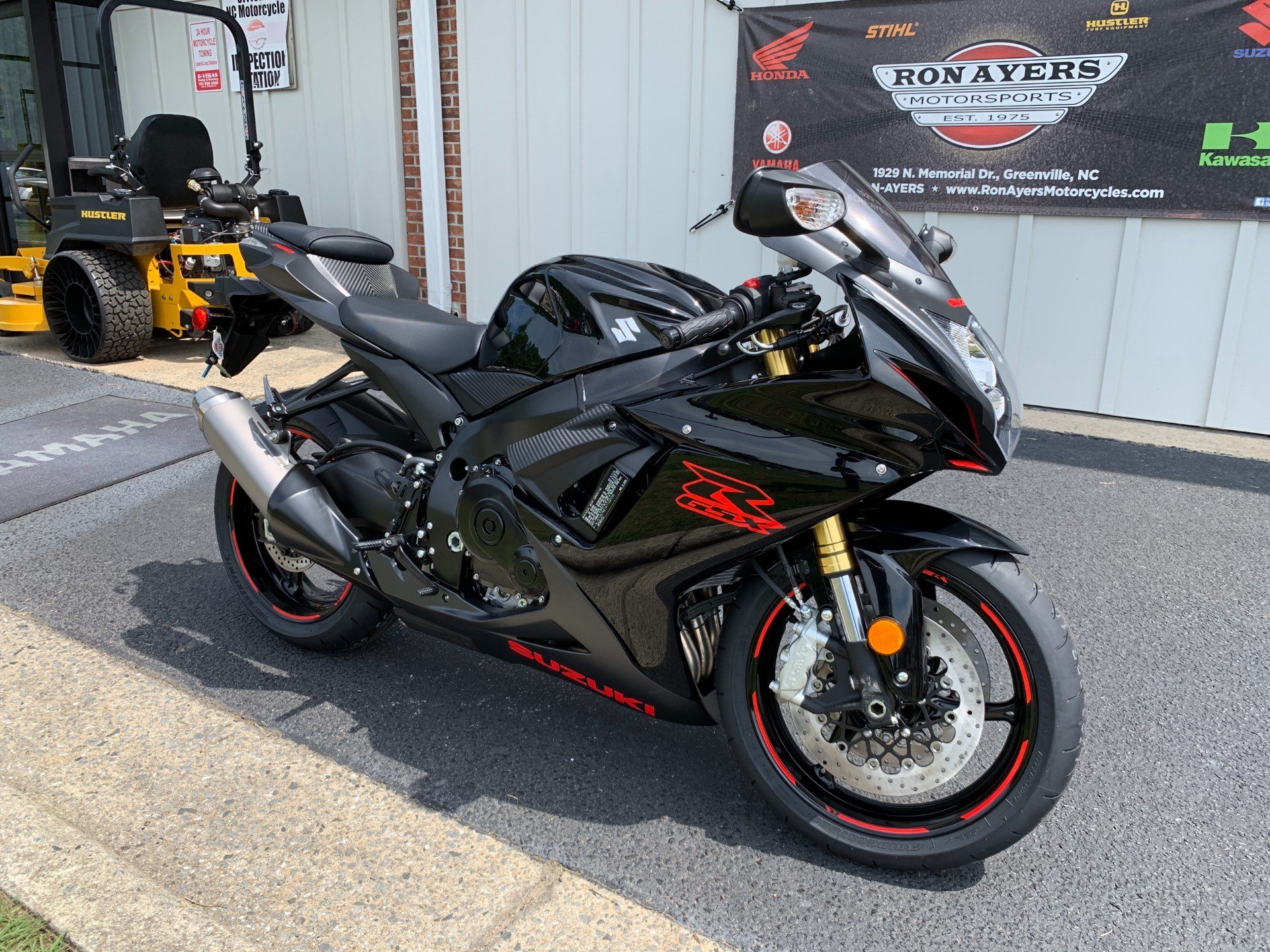 2019 Suzuki GSX-R750 in Greenville, North Carolina - Photo 2
