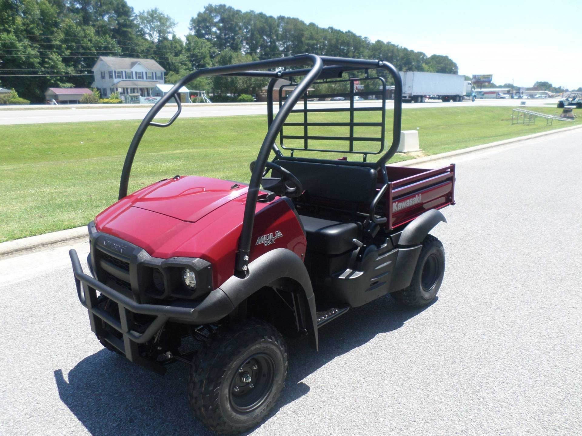 2018 Kawasaki Mule SX in Greenville, North Carolina