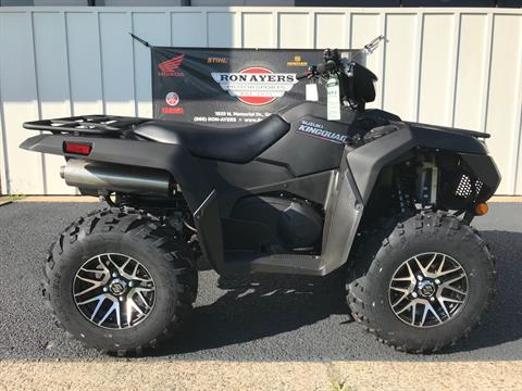 2019 Suzuki KingQuad 750AXi Power Steering SE+ in Greenville, North Carolina - Photo 1