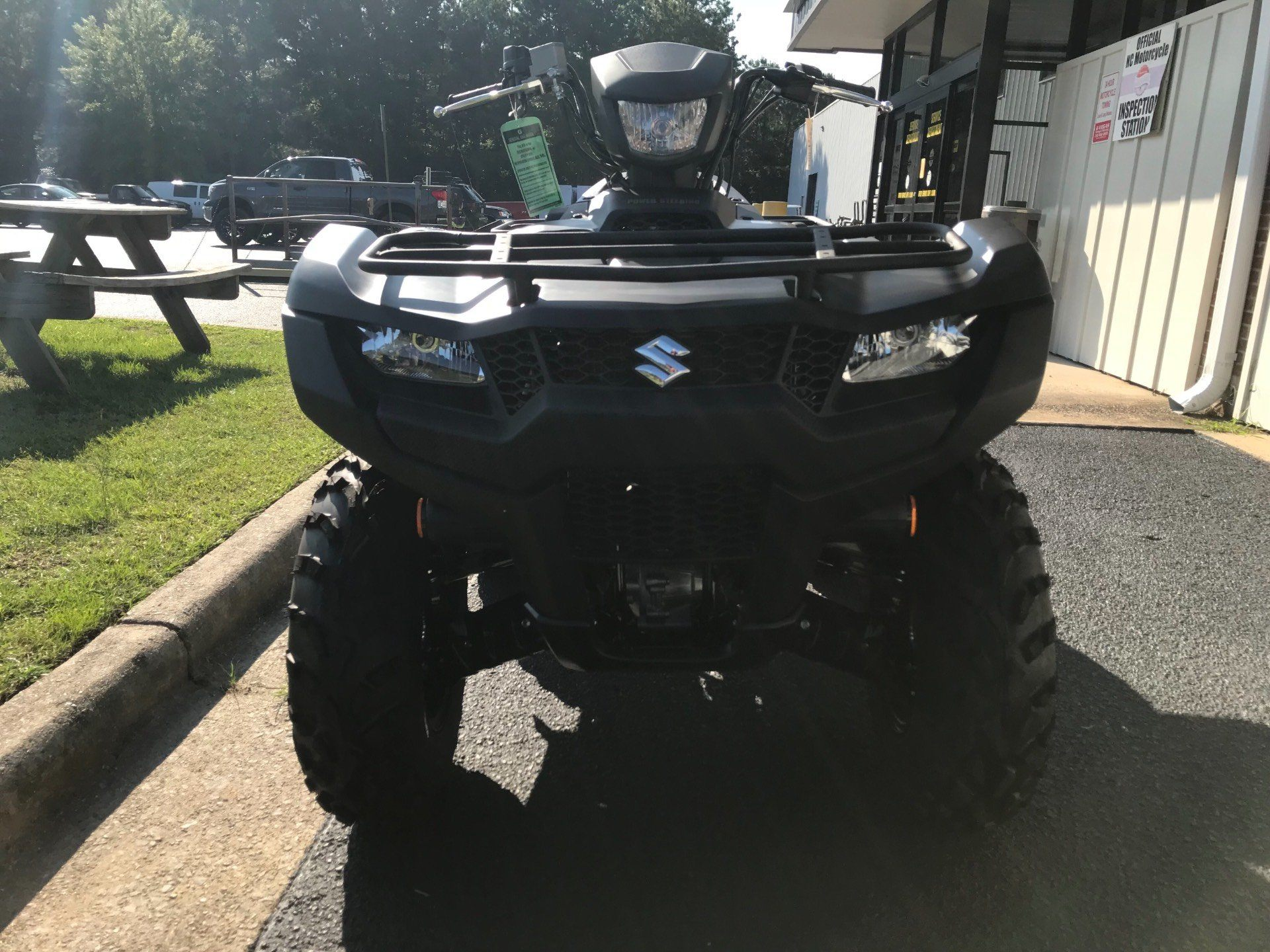 2019 Suzuki KingQuad 750AXi Power Steering SE+ in Greenville, North Carolina - Photo 4