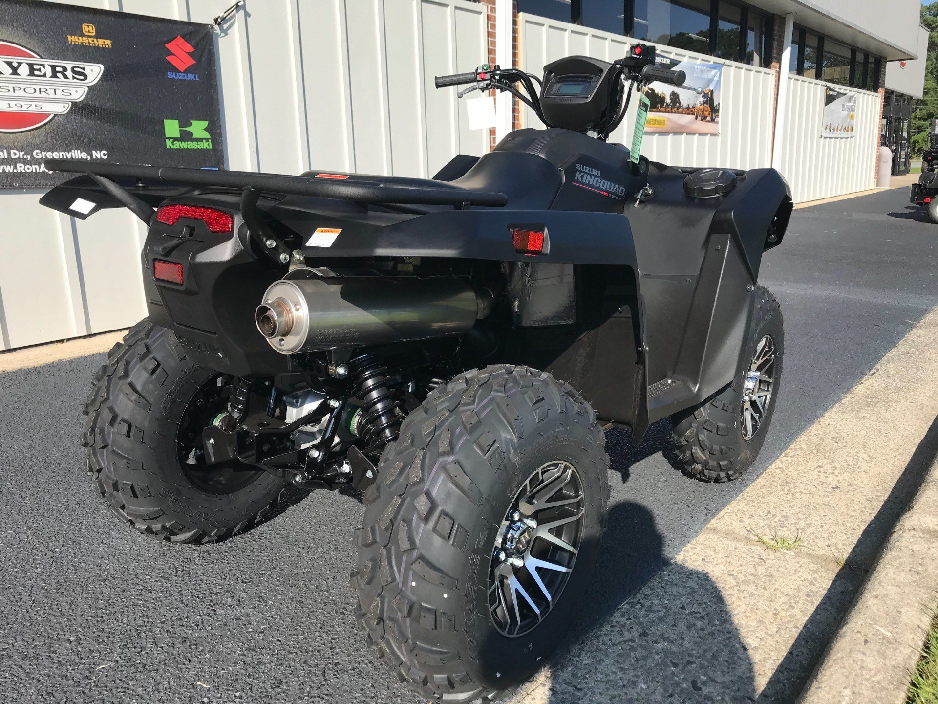 2019 Suzuki KingQuad 750AXi Power Steering SE+ in Greenville, North Carolina - Photo 11