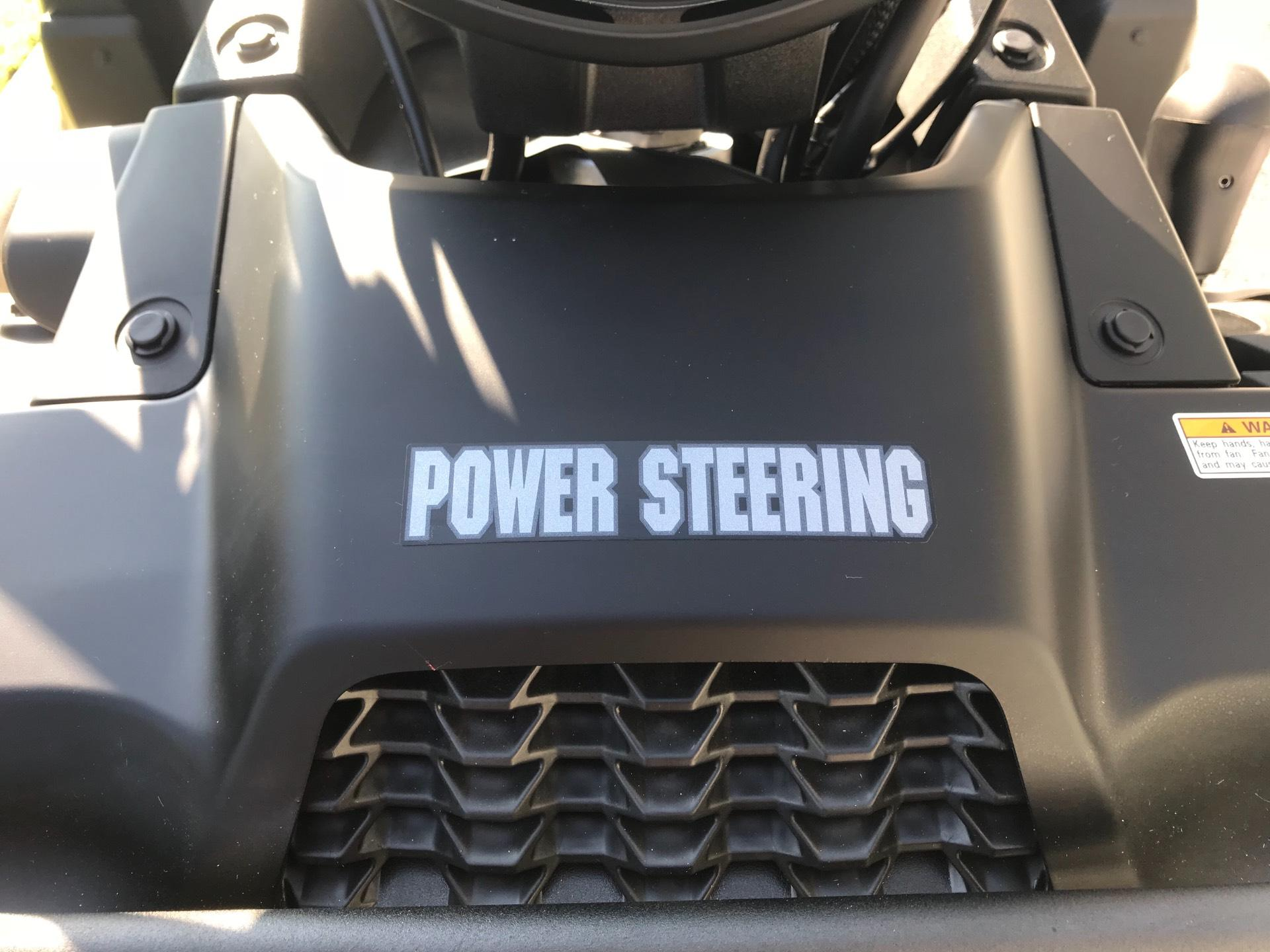2019 Suzuki KingQuad 750AXi Power Steering SE+ in Greenville, North Carolina