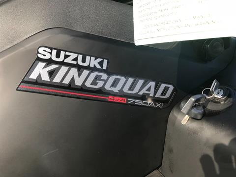 2019 Suzuki KingQuad 750AXi Power Steering SE+ in Greenville, North Carolina - Photo 15