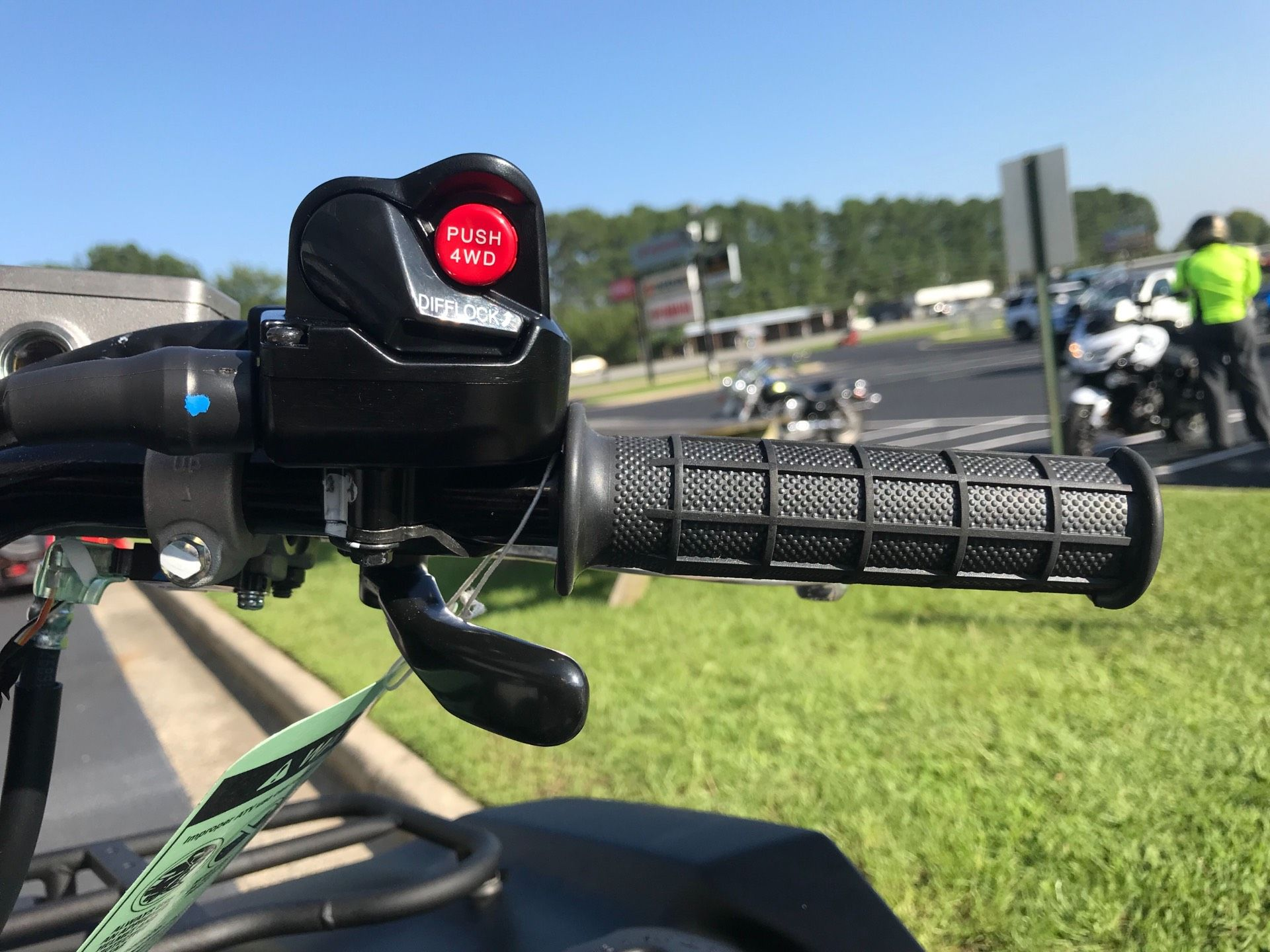 2019 Suzuki KingQuad 750AXi Power Steering SE+ in Greenville, North Carolina - Photo 21